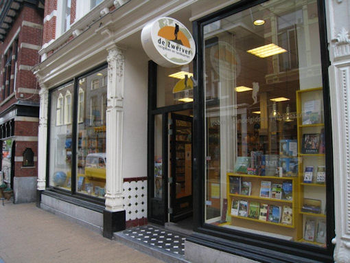 De Zwerver winkel in Groningen
